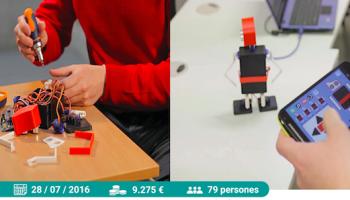 Goteo apoya el movimiento Maker. Visita nuestro stand en MakerFaire Barcelona. 17-18 junio 2017